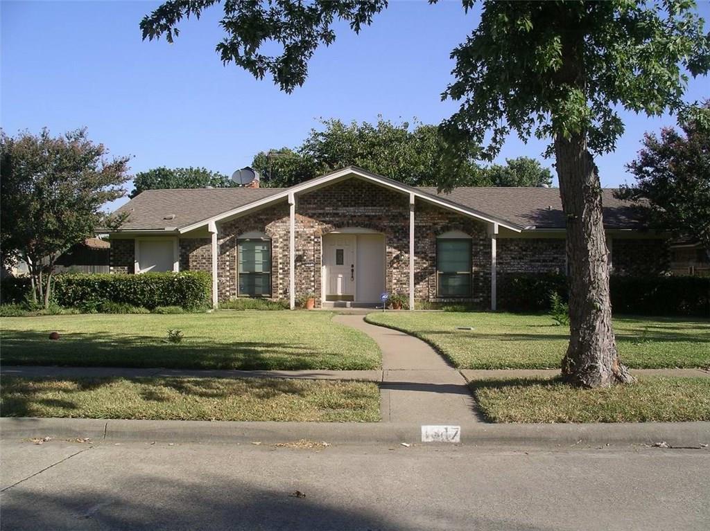 1317 Grinnell Drive, Richardson, TX 75081