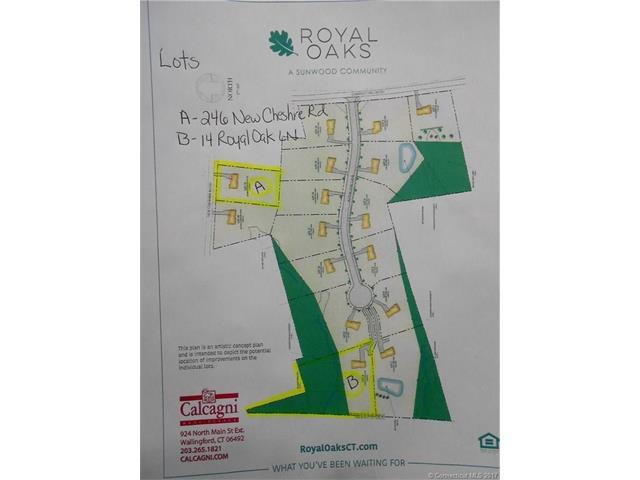 14 Royal Oak Ln, Wallingford, CT 06492
