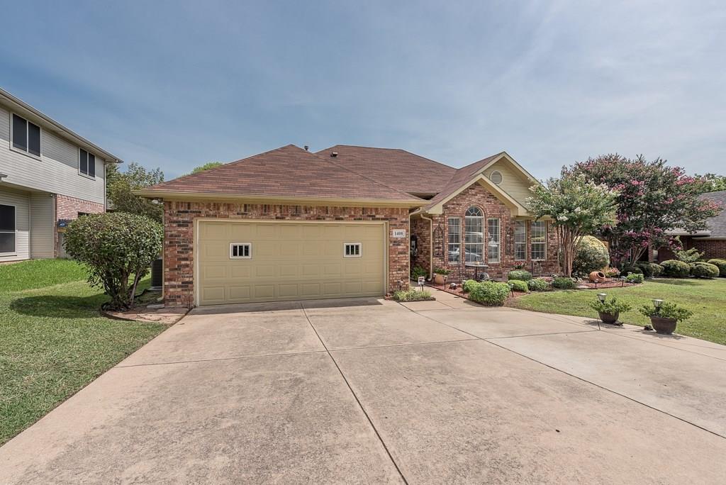 1408 Summercrest Lane, McKinney, TX 75069