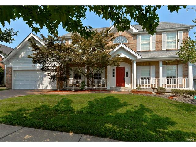 4829 Crosswood Drive, St Louis, MO 63129