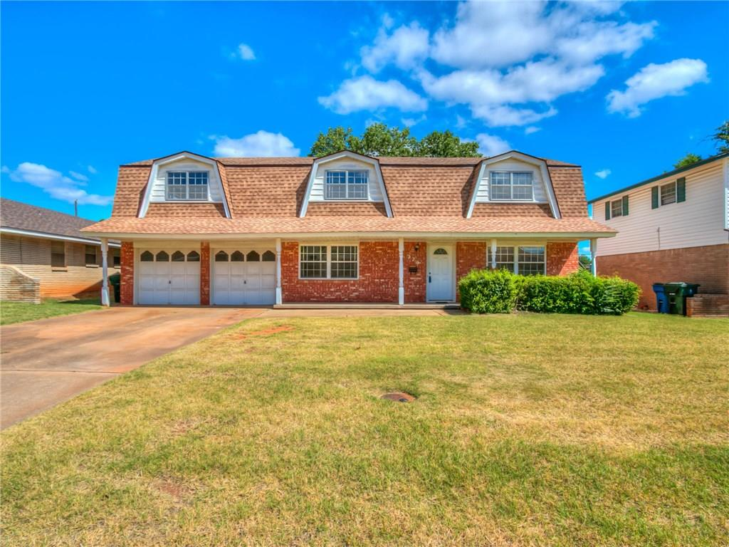 229 Randall Drive, Midwest City, OK 73110