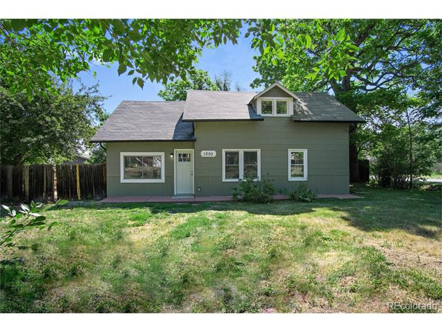 1200 Balsam Street, Lakewood, CO 80214