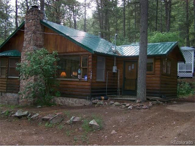 1258 Rock Creek Canyon Road, Colorado Springs, CO 80926