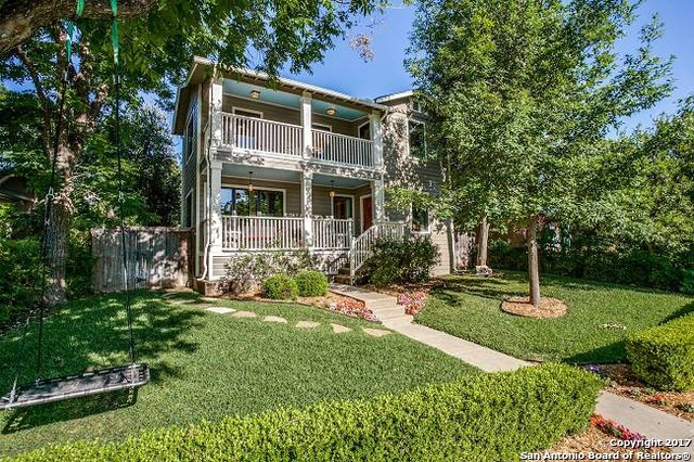 935 CAMBRIDGE OVAL, Alamo Heights, TX 78209