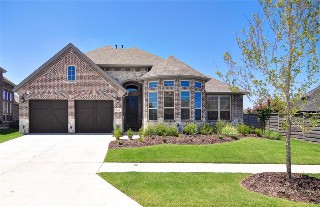 708 Patio Street, Little Elm, TX 76227