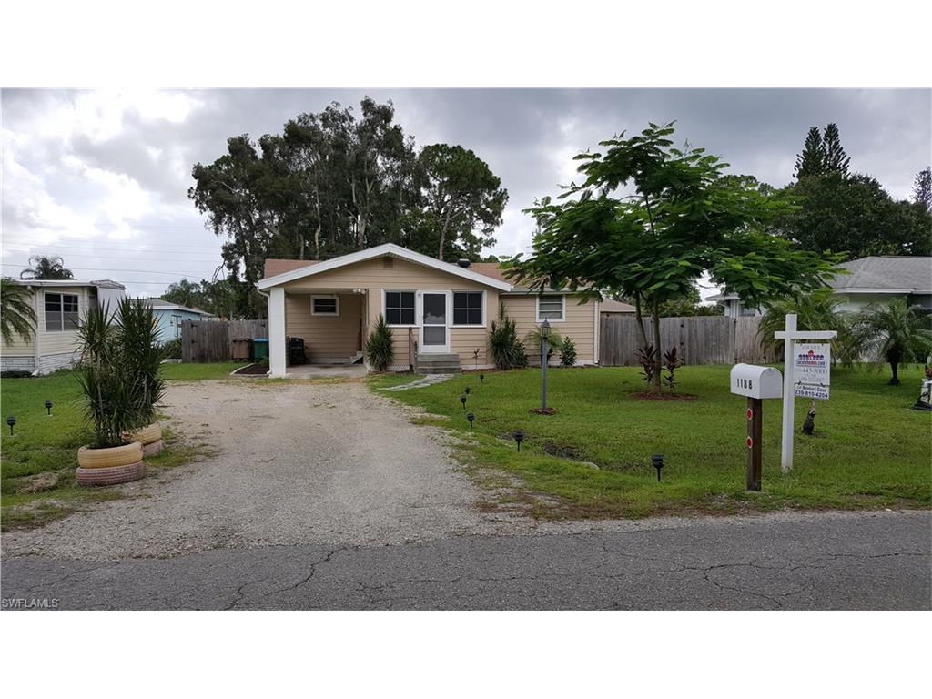 1188 Patterson RD, CAPE CORAL, FL 33909