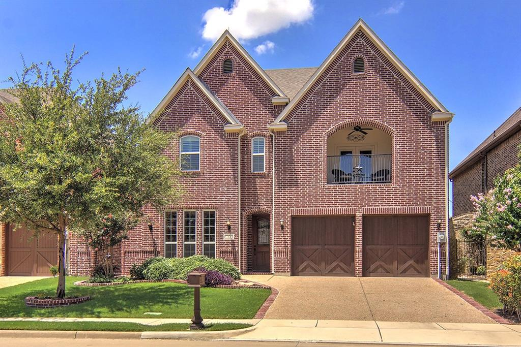 37 Bass Pond Drive, Frisco, TX 75034
