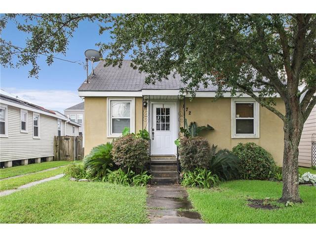 872 LEMOYNE Street, New Orleans, LA 70124