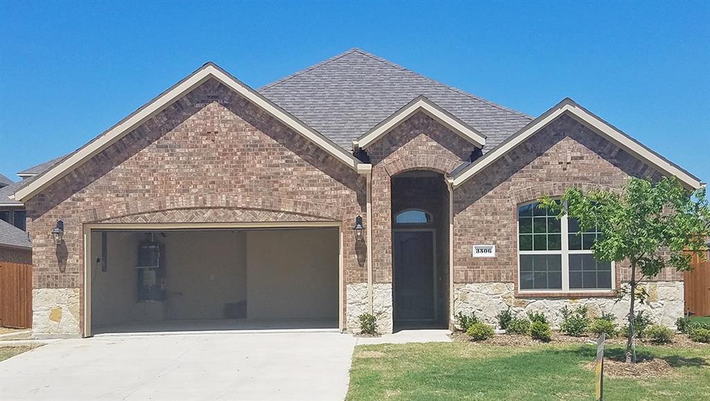 3506 Stampede Drive, Sachse, TX 75048