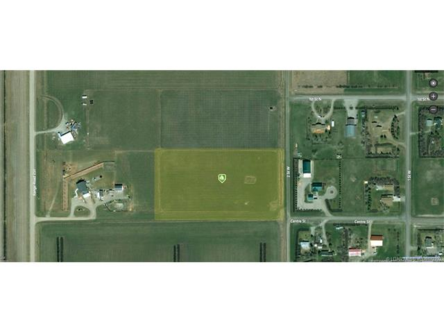 4.89 acres 1 Street, Fort Macleod, AB T0L 0Z0
