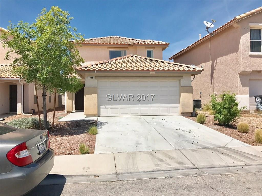 2038 PEACEMAKER Road, Las Vegas, NV 89183