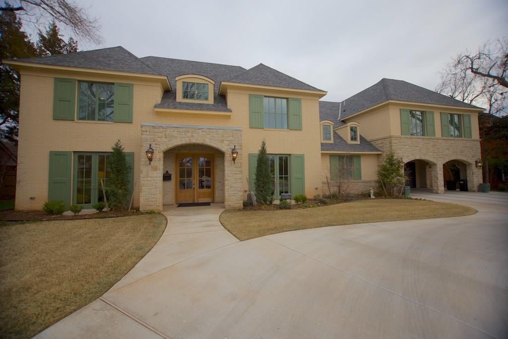 1710 Elmhurst, Nichols Hills, OK 73120