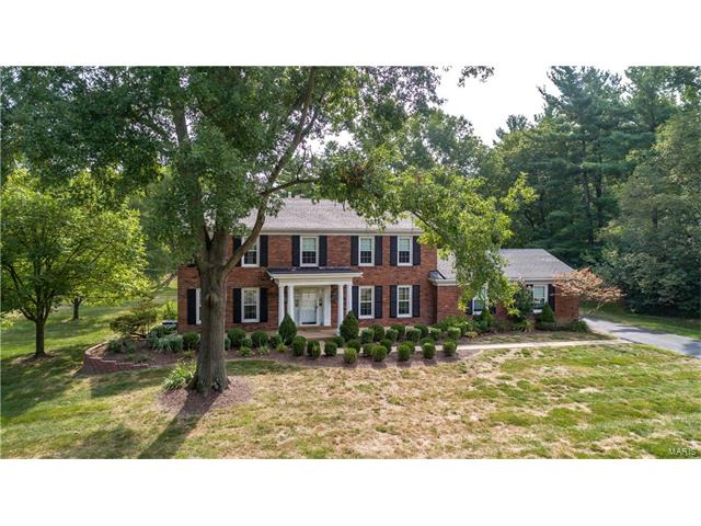 346 Pebble Valley, Town and Country, MO 63141