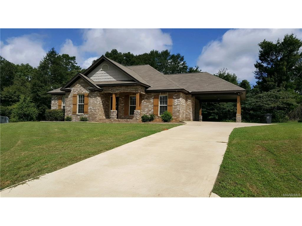 1726 Honeysuckle Ridge Drive, Deatsville, AL 36022