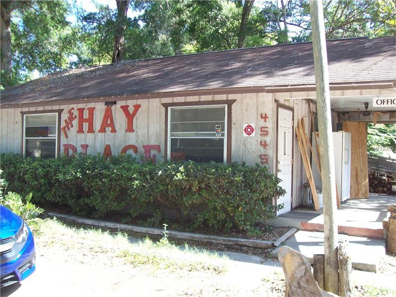4545 & 4521 US HIGHWAY 17, DE LEON SPRINGS, FL 32130