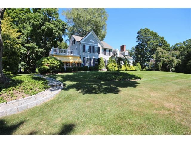 43 Giles Hill Road, Redding, CT 06896