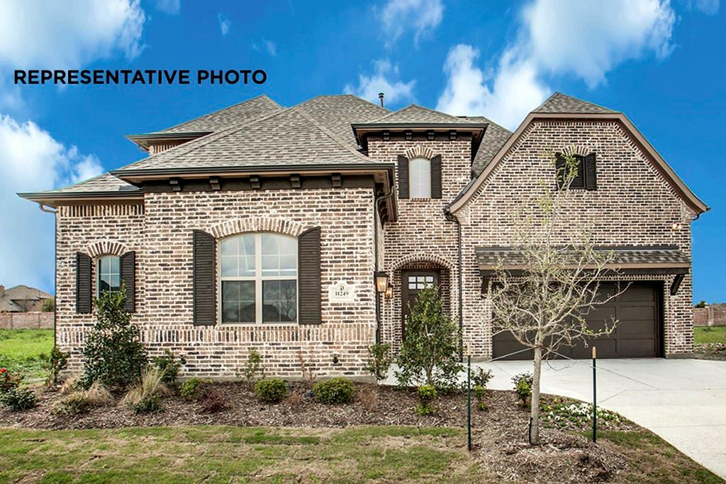 13138 Bold Forbes Street, Frisco, TX 75035