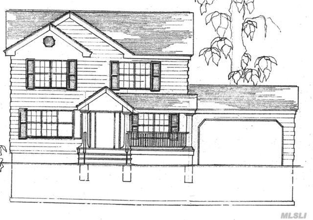 Lot # 2 Brittany Court, Coram, NY 11727