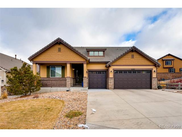 10483 Skyreach Road, Highlands Ranch, CO 80126