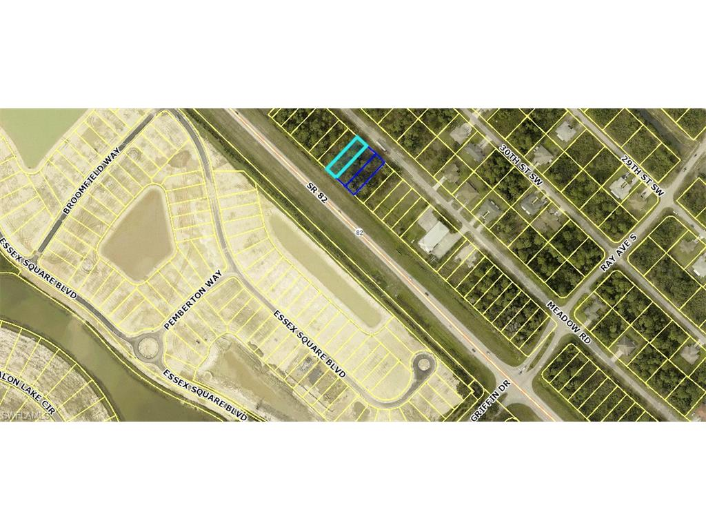 520/518/516 Meadow RD, LEHIGH ACRES, FL 33973