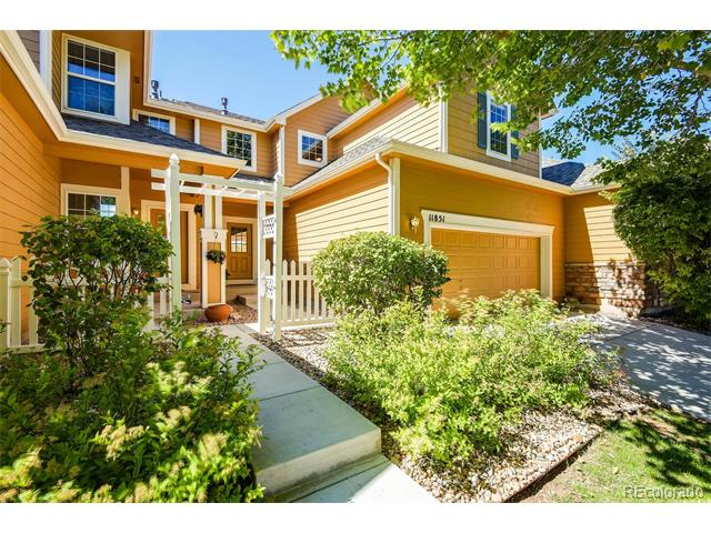 11851 W Stanford Place, Morrison, CO 80465