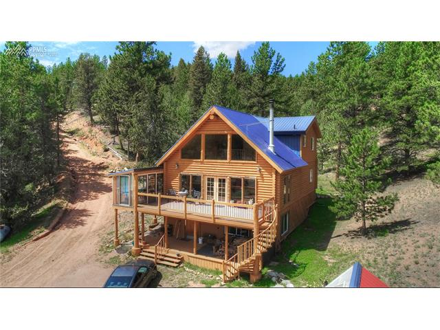 7741 County 61 Road, Divide, CO 80814
