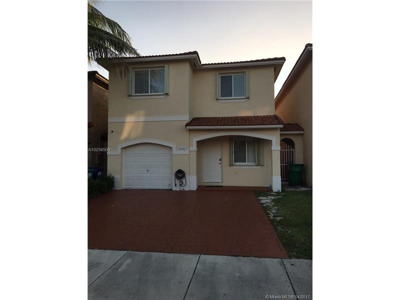 6012 SW 162 ct, Miami, FL 33193