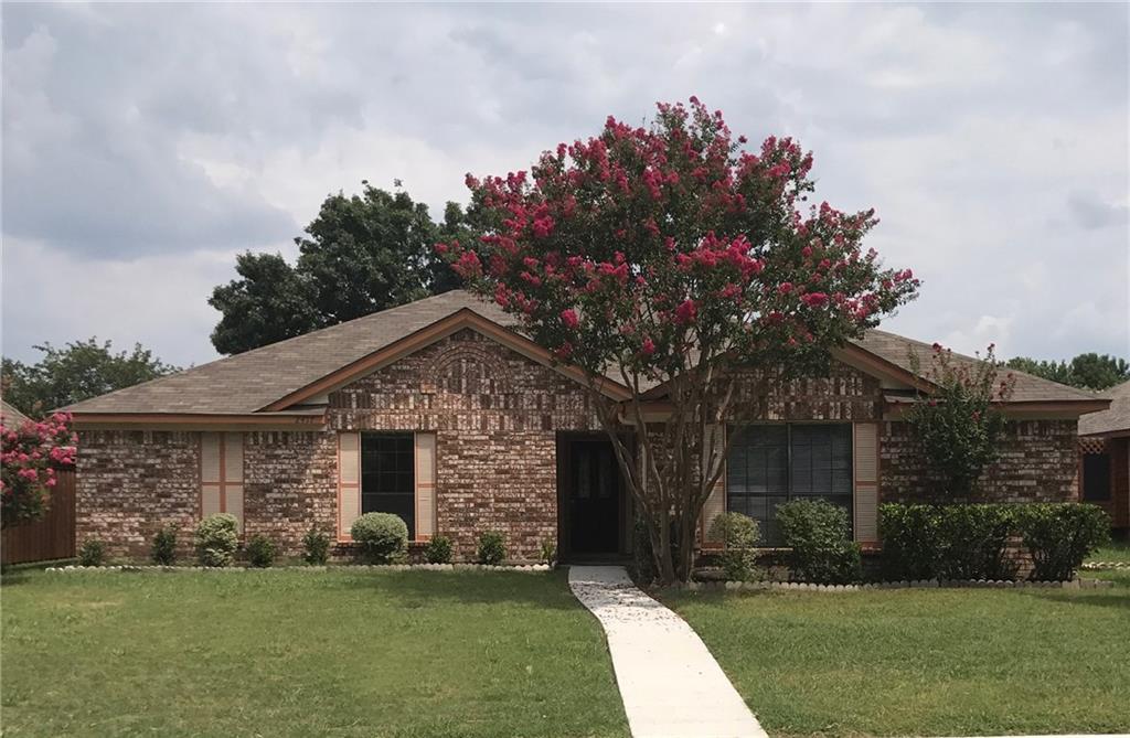 2417 Brookside Drive, Rowlett, TX 75088