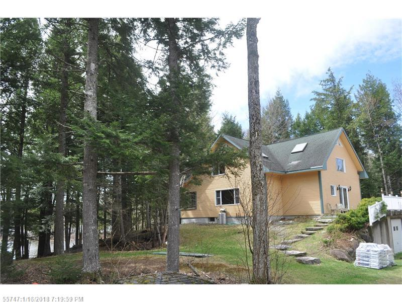 96 Picked Cove RD , Bowerbank, ME 04426