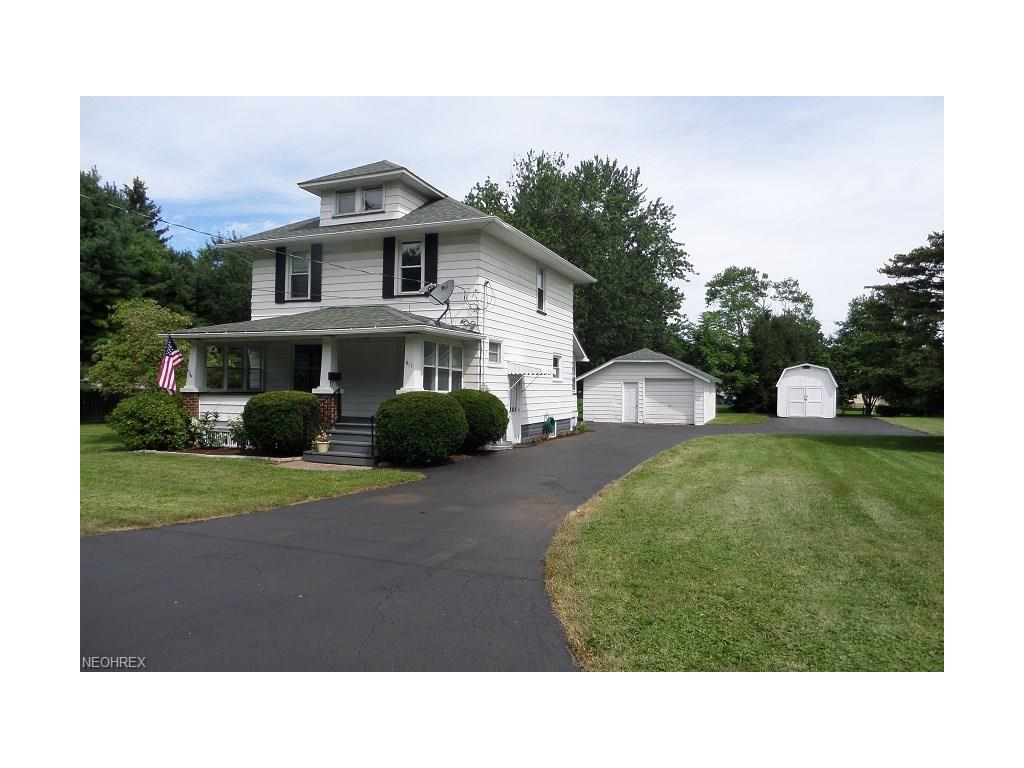 411 Columbia Ave, Newton Falls, OH 44444