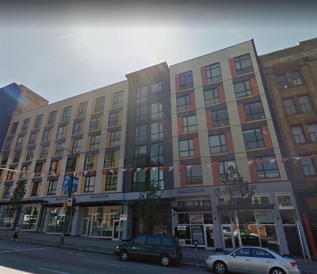 138 E HASTINGS STREET 206, Vancouver, BC V6A 0E6