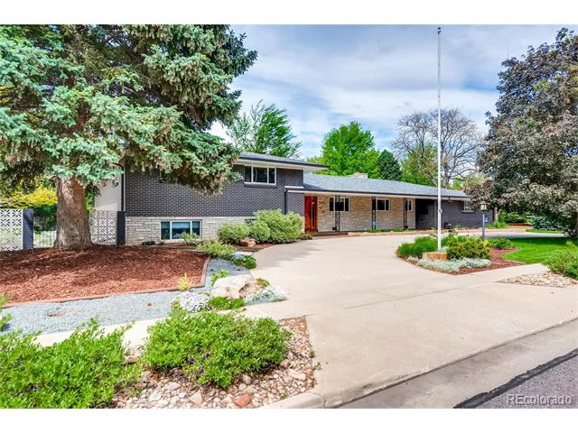 5401 W Lakeridge Road, Lakewood, CO 80227