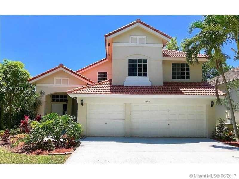 8402 NW 57th Dr, Coral Springs, FL 33067