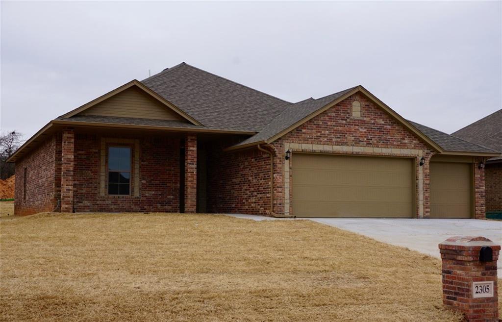 2305 Mill Creek Way, Choctaw, OK 73020