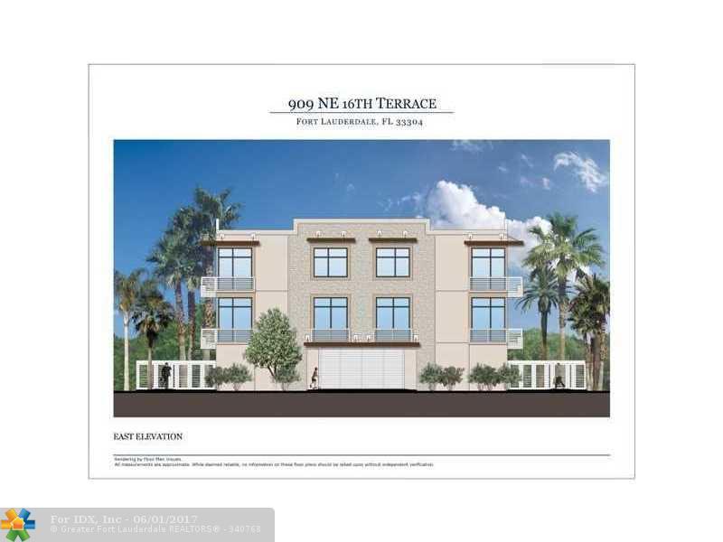 909 NE 16th Ter 4, Fort Lauderdale, FL 33304
