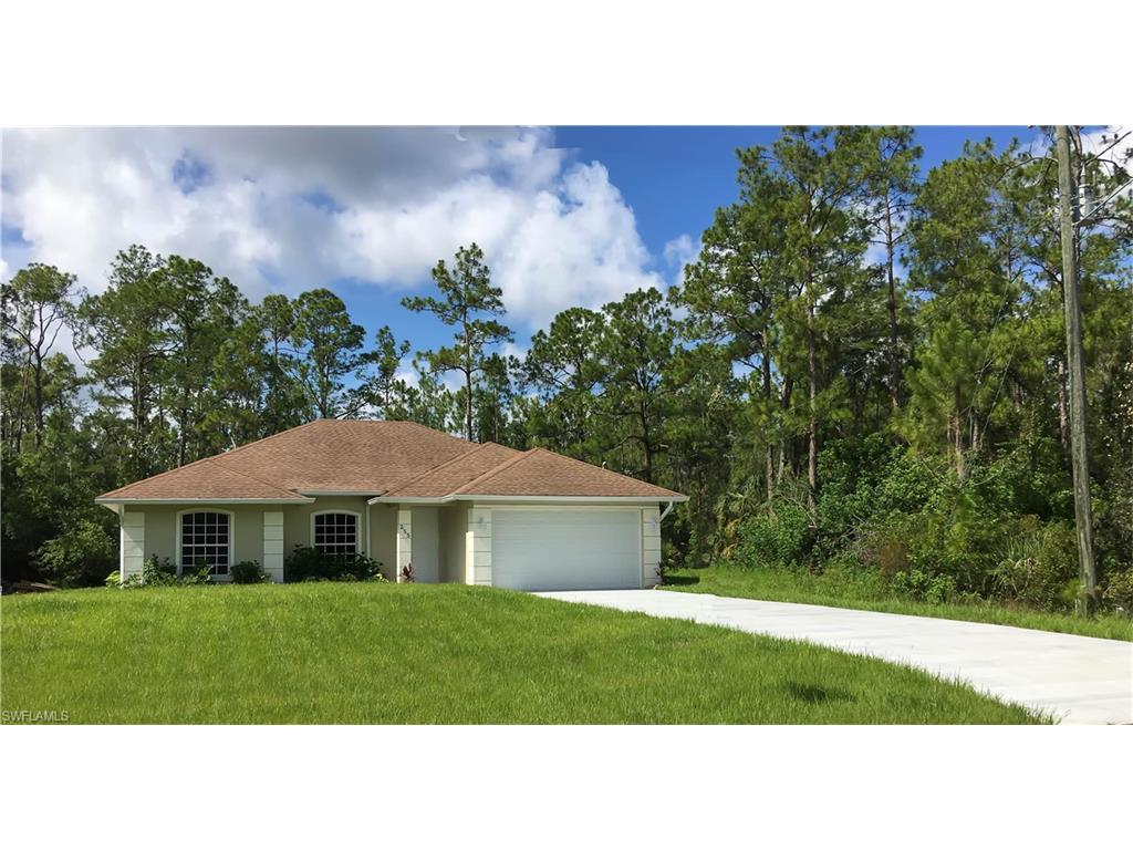 255 Woodburn DR, LEHIGH ACRES, FL 33972