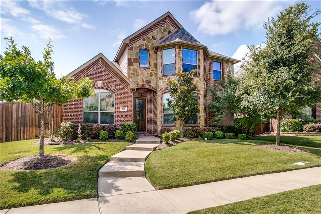 801 Panther Lane, Allen, TX 75013
