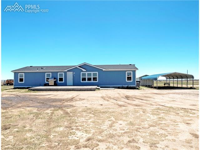 235 Longhorn CATTLE Drive, Calhan, CO 80808