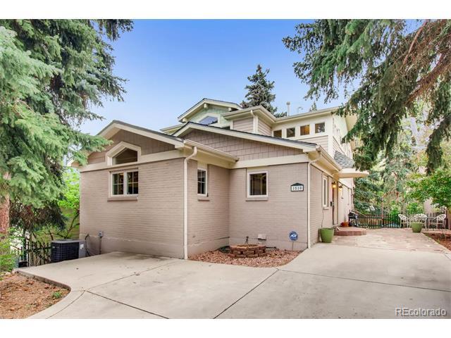 1510 Bluebell Avenue, Boulder, CO 80302