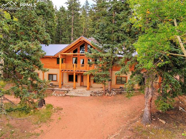 12458 S Highway 67 Highway, Cripple Creek, CO 80813