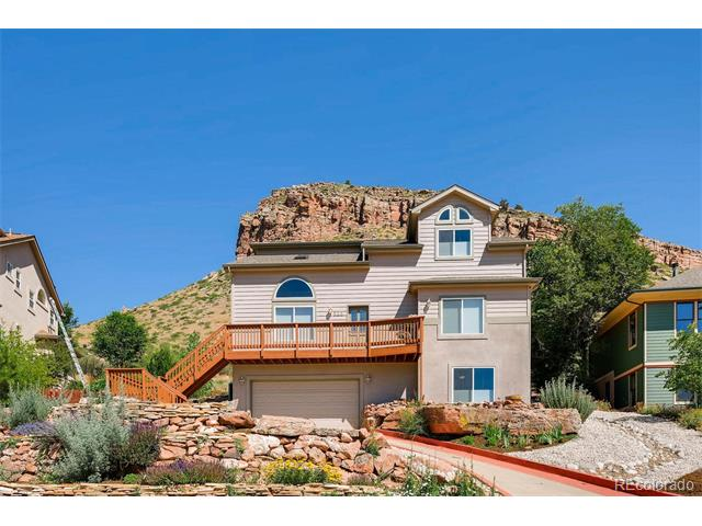 125 Eagle Canyon Circle, Lyons, CO 80540