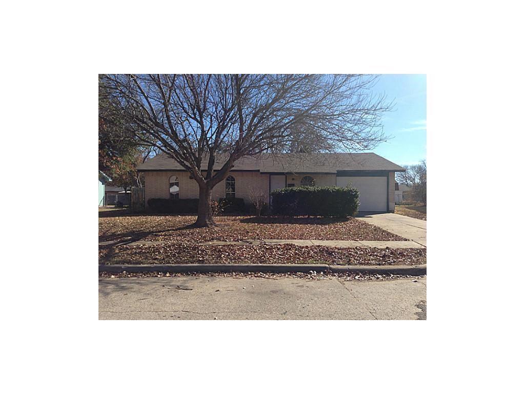 4025 Commonwealth Drive, Garland, TX 75043