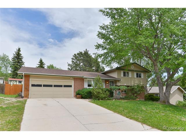 2735 Villa Loma Drive, Colorado Springs, CO 80917