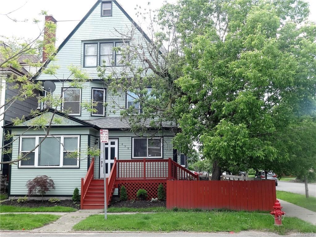 498 Norwood Avenue, Buffalo, NY 14222