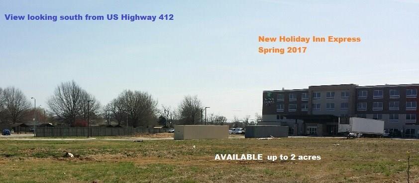 W Hwy 412, Siloam Springs, AR 72761