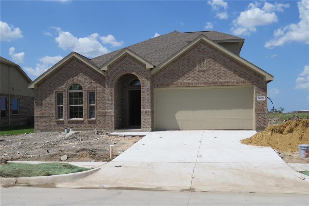 1408 Crossvine Drive, Anna, TX 75409