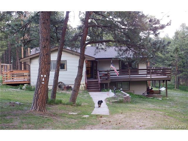 22304 Bobcat Court, Elbert, CO 80106