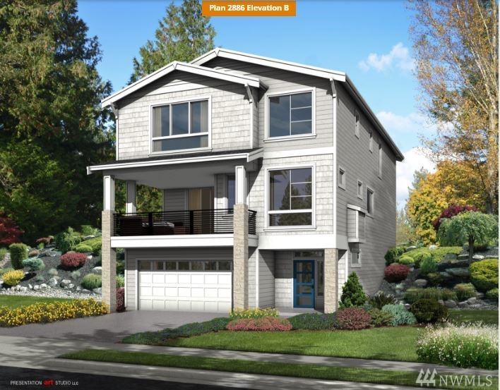 3109 S 276th           (Home Site 16) Ct, Auburn, WA 98001