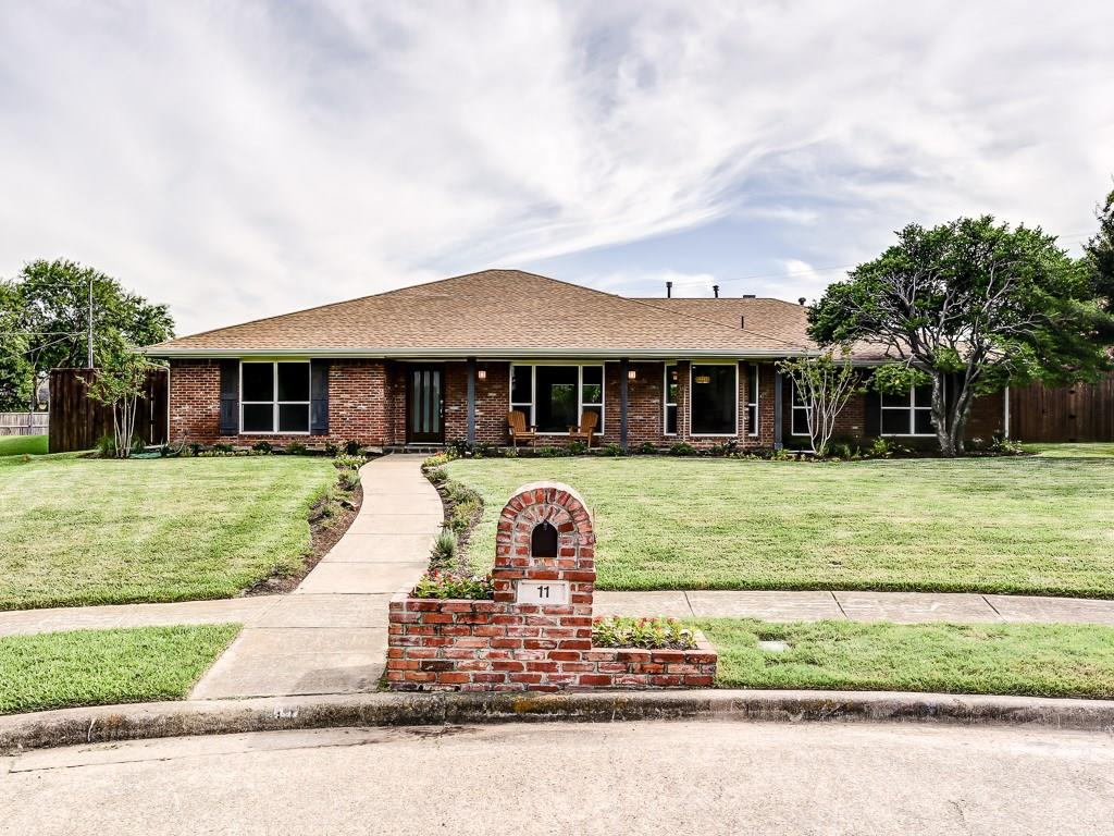 11 Willow Creek Place, Richardson, TX 75080