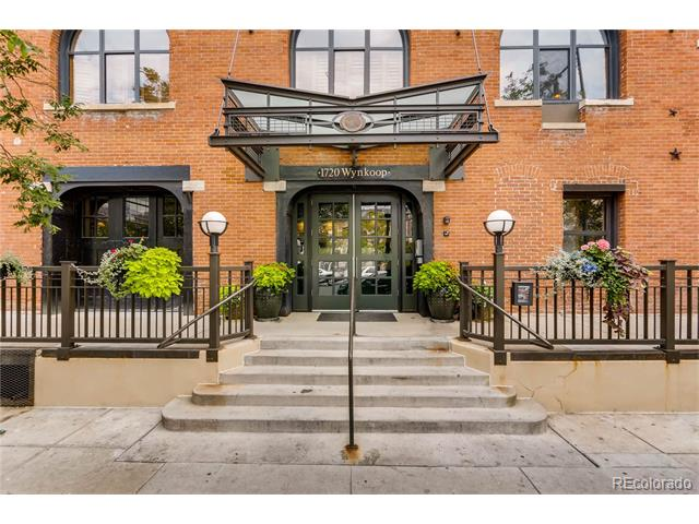1720 Wynkoop Street 215, Denver, CO 80202